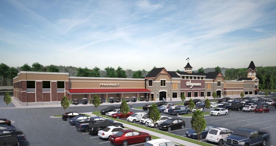 5th Street Station Breaks Ground in Charlottesville, VA